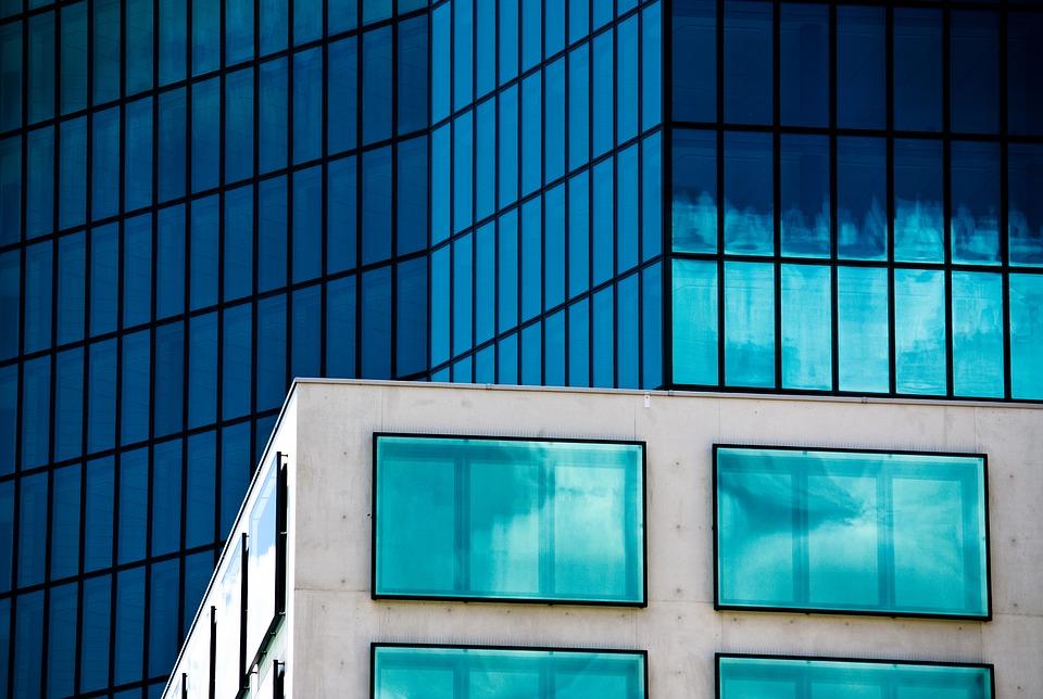 architektúra, okná