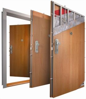 Protipožiarne dvere
